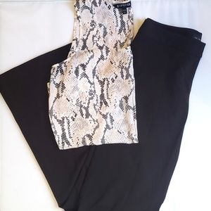 Women's outfit Limited and Express